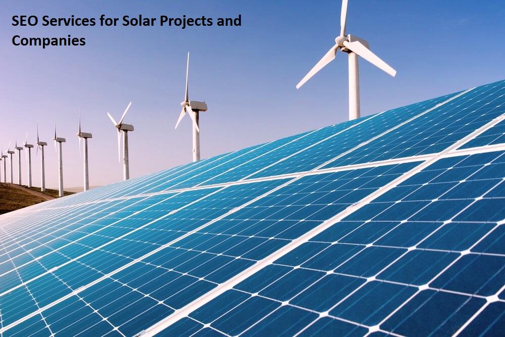SEO Services for Solar Companies